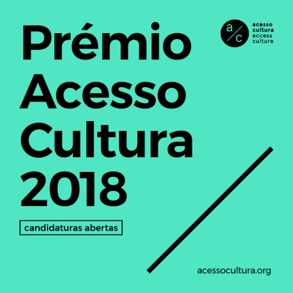 Poster of Access Culture Award