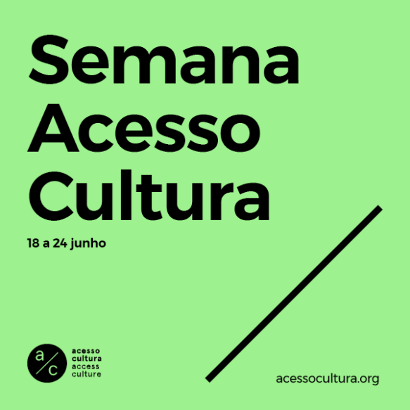 Poster of Access Culture Week