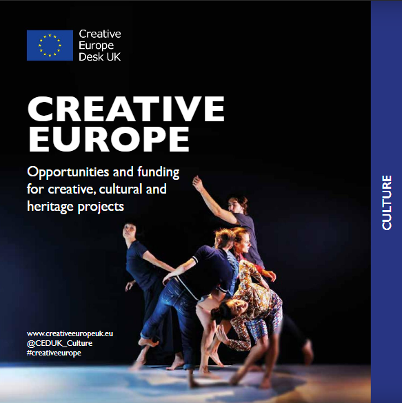 Creative Europe poster