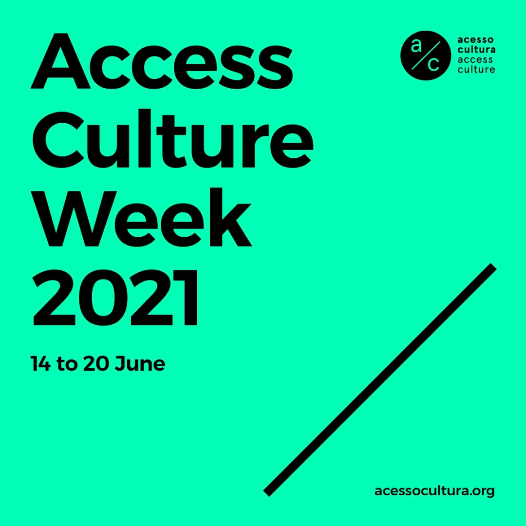 Poster of Access Culture Week 2021